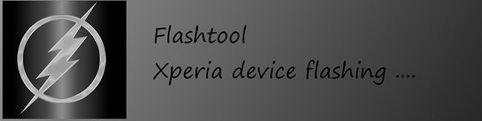 Sony Flash Tool
