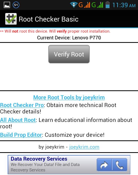 root checker apk download 1