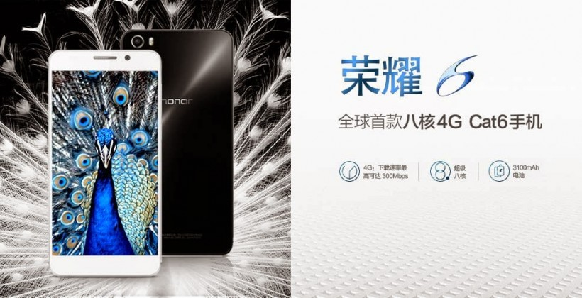 Huawei-Honor-6-announced