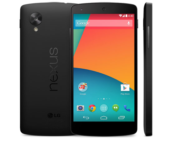 Update LG Nexus 5 to Android 4.4.2 Kitkat