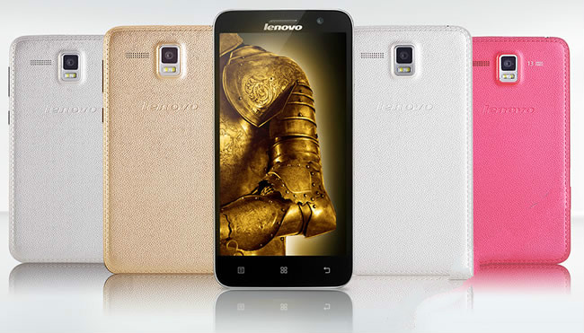 Lenovo Golden Warrior A8 1