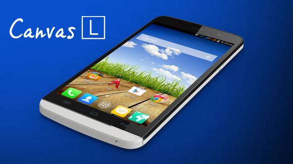 Micromax-Canvas-L-A108 android KitKat Smartphone