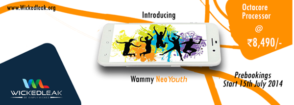 Wickedleak Wammy Neo Youth android phone