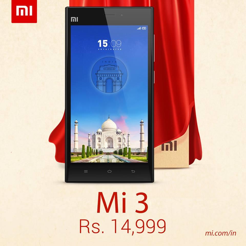 Xiaomi-Mi3-Launching-in-India