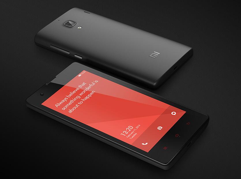 Xiaomi-Redmi-1S android smartphone