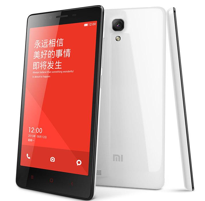 Xiaomi-Redmi-Note android smartphone