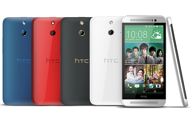 htc_one_e8 android phone launched in India