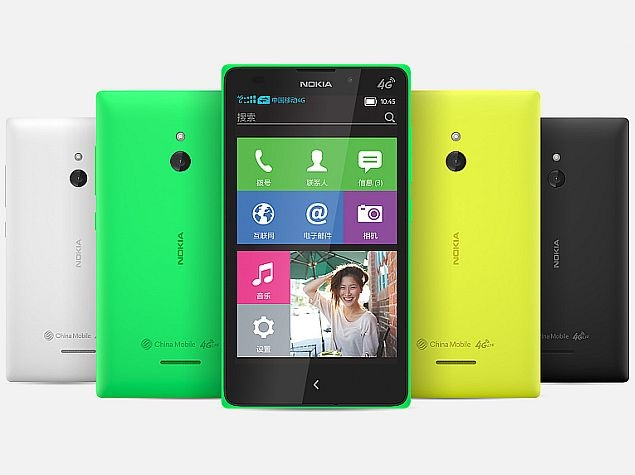 nokia xl 4g dual simGoogle Play Store on Nokia X