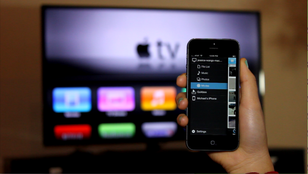 How to use iPhone as Remote for Apple TV