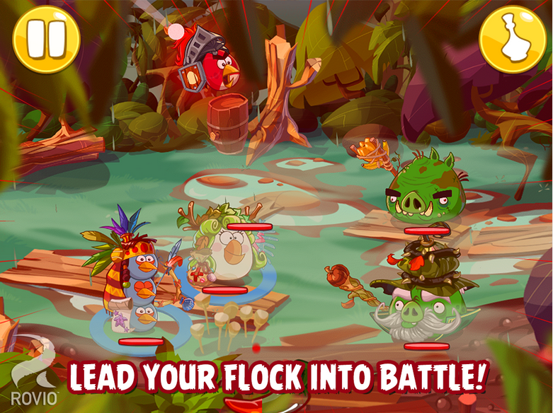 Angry Birds Epic 2