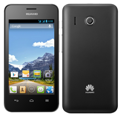 Root Huawei Ascend Y320