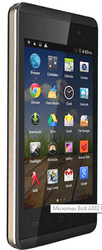 Micromax-Bolt-A082 announched