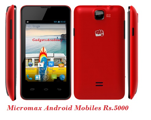 Micromax-Bolt-Series-Phones