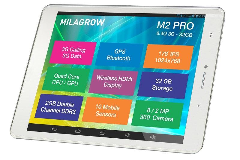 Milagrow-M2Pro-3G-Call-32GB