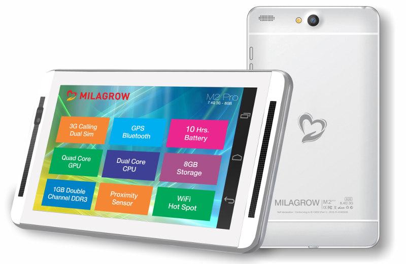 Milagrow-M2Pro-3G-Call-8GB