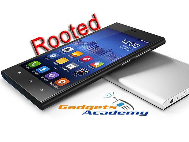 Install CWM Recovery on Xiaomi Mi3 Root Xiaomi Mi3