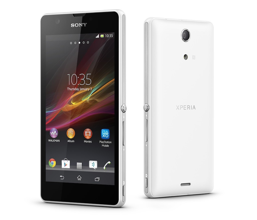 Root Xperia ZR C5503