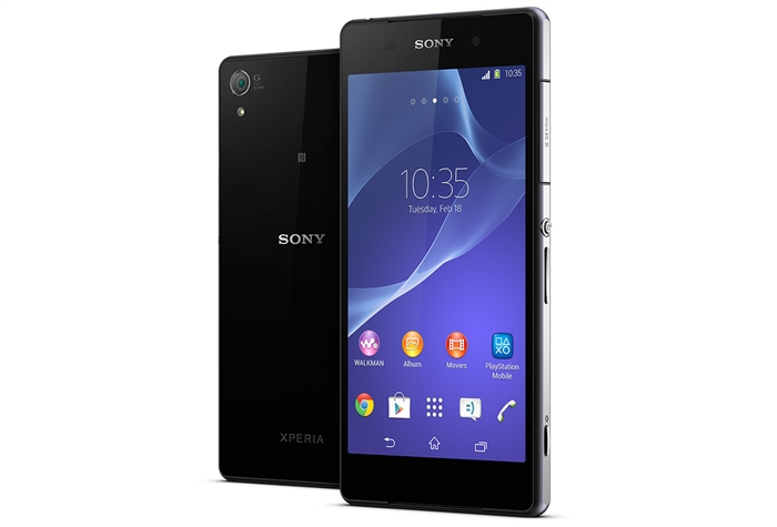 Update Xperia Z2 D6503, D6502 and D6543 to Android 4.4.2