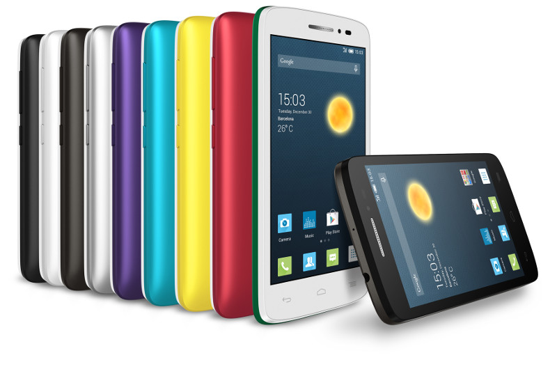 Alcatel One Touch POP 2 series