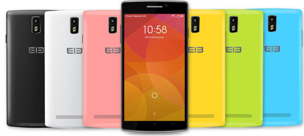 Elephone-G5
