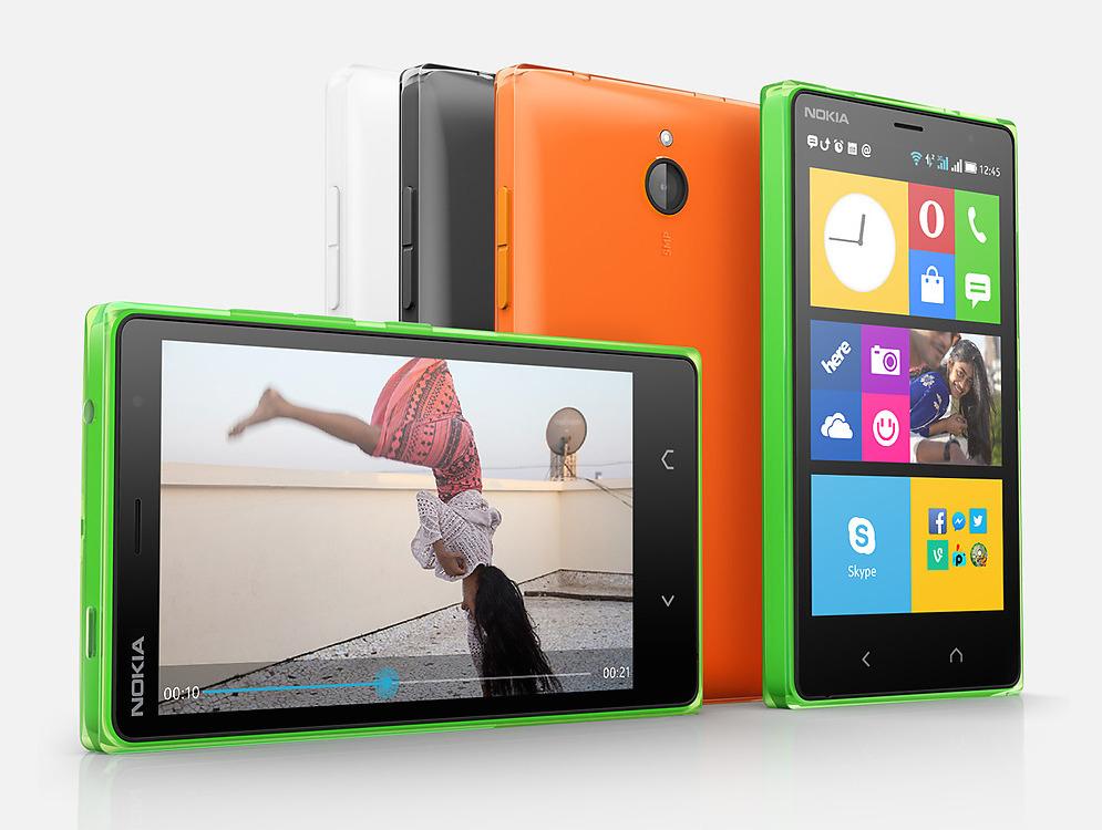 Nokia X2 dual SIM 1