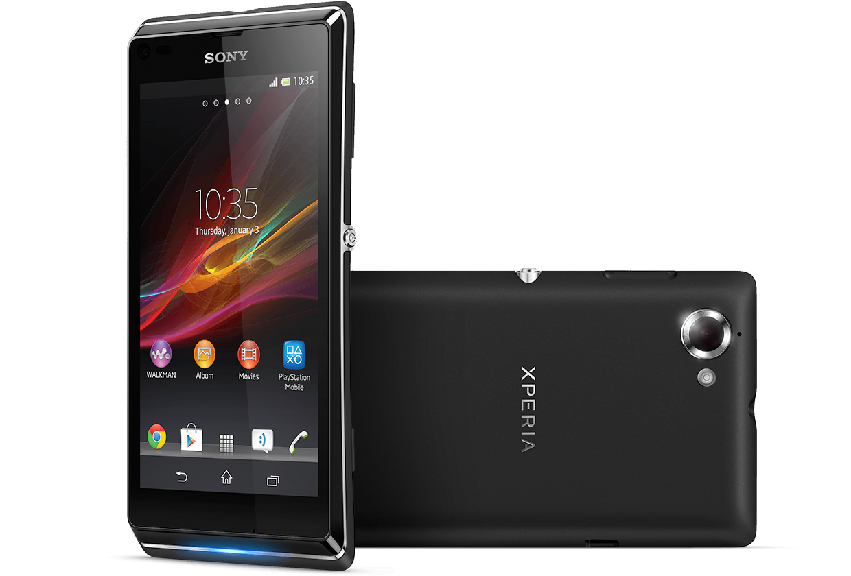 Update Xperia L C2104, C2105 to Android 4.4.4 Kitkat