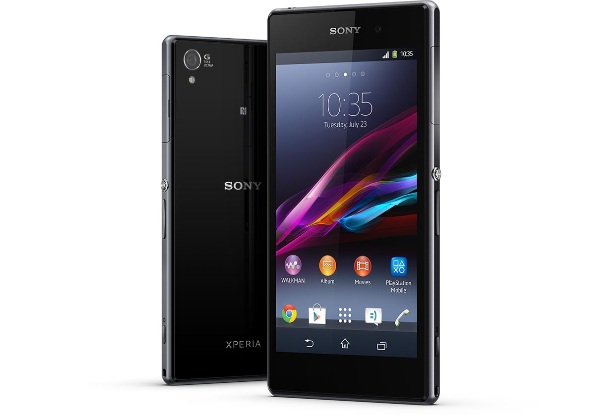 Update Xperia Z1 C6902, C6903 to Android 4.4.4 Kitkat firmware