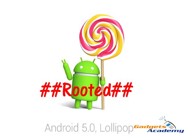 Root Nexus 5 and Nexus 7 2013