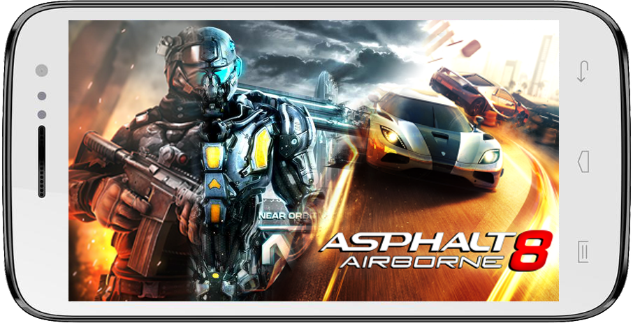 Asphalt 8 MMX games