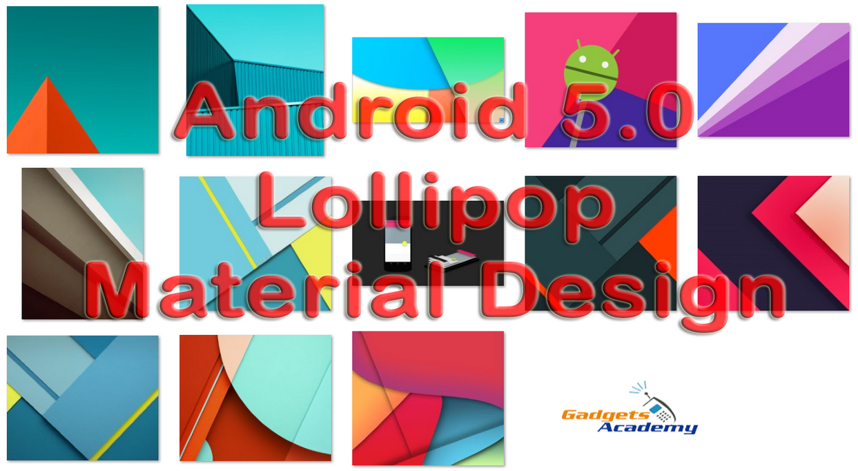 Android 5.0 Lollipop Wallpapers