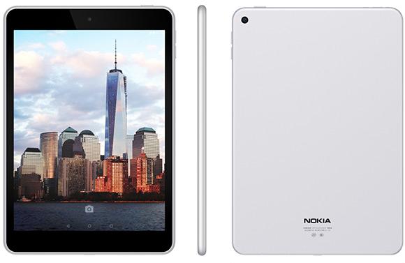 Nokia N1 Android Lollipop tablet