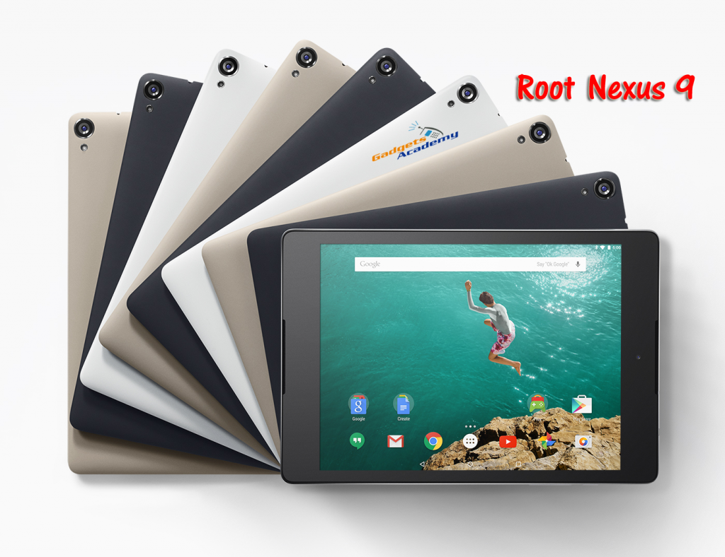 Root Nexus 9 unlock Bootloader and Root Nexus 9 with One-Click CF-Root-Tool [How to Guide]