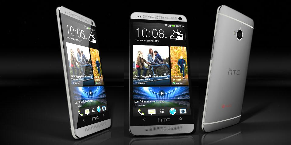 HTC One M7 to Android 5.0