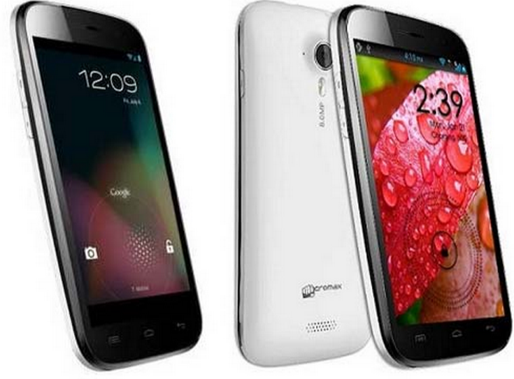 Micromax A116 Canvas HD Root