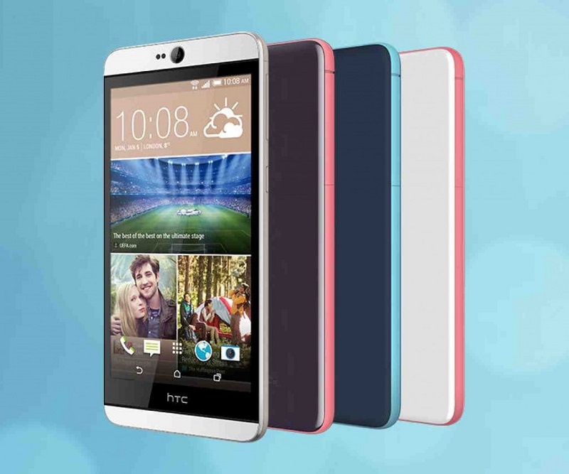 HTC Desire 826 Android 5.0 lollipop