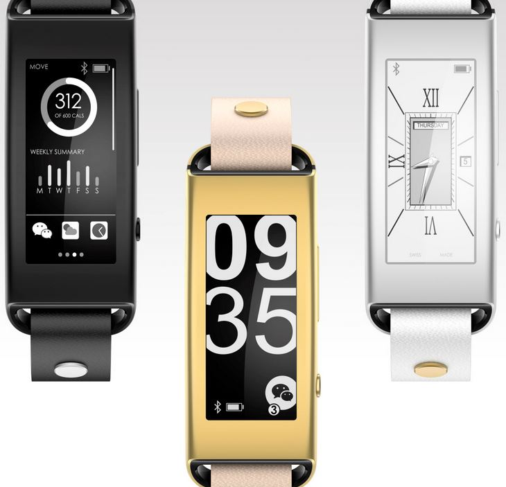 CES 2015: Lenovo VIBE Band VB10 with 7 days battery life announced - Specs, Features, Price