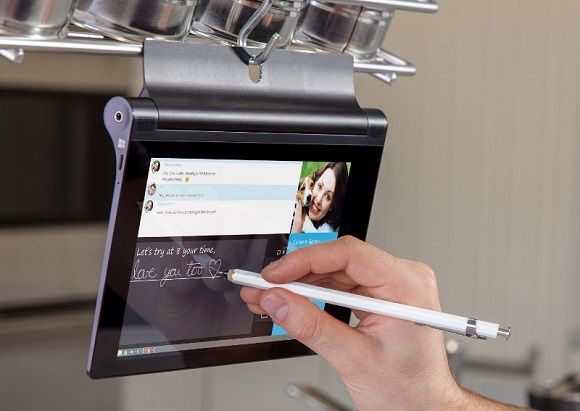 Lenovo Yoga Tablet 2 With Windows 8.1 and AnyPen Technology Launched