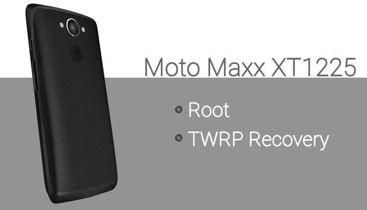 Root Moto Maxx XT1225