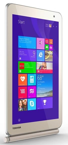 Toshiba Encore 2 Write Windows Tablet with TruPen Digitiser Announced