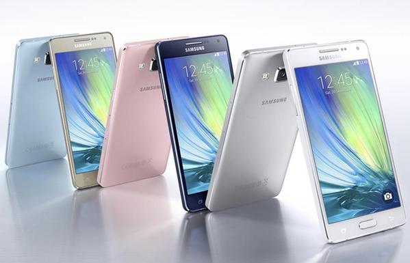 how to take screenshot on Samsung Galaxy A3, Galaxy A5 and Galaxy A7