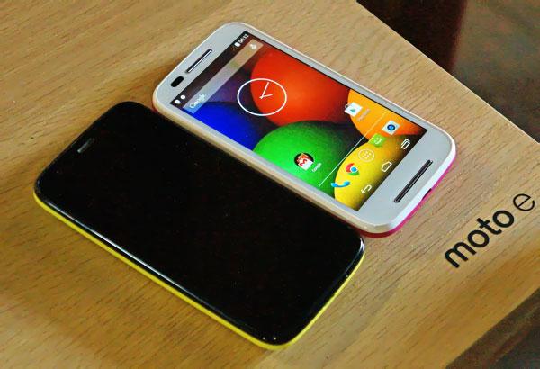 Motorola Moto E 1