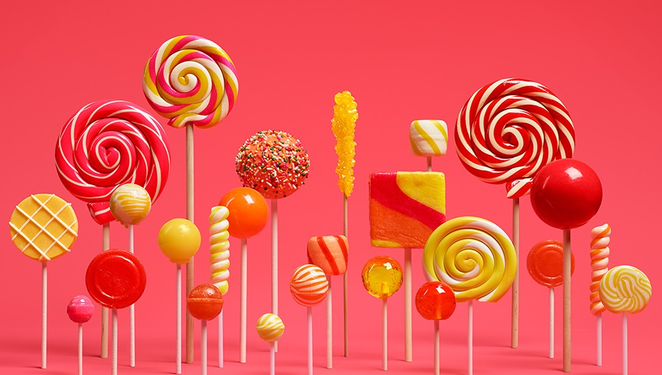 Android 5.0 Lollipop logo 1