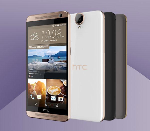 HTC E9+