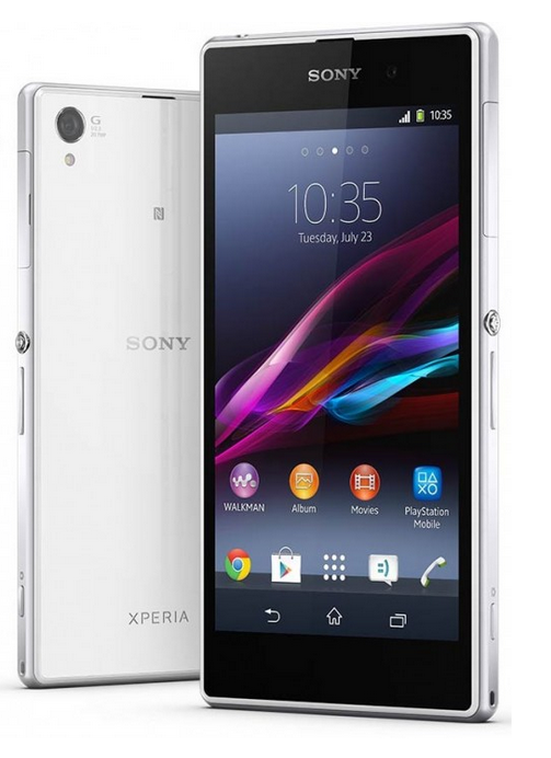Sony Xperia Z1 Android Lollipop update