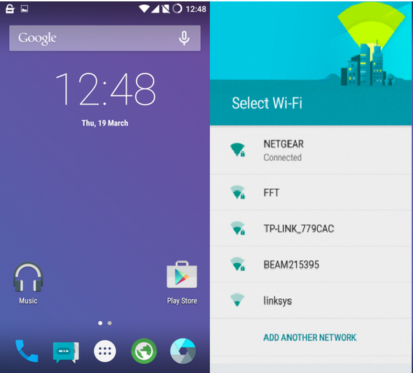 Xiaomi Redmi 1S Android 5.1 Lollipop update