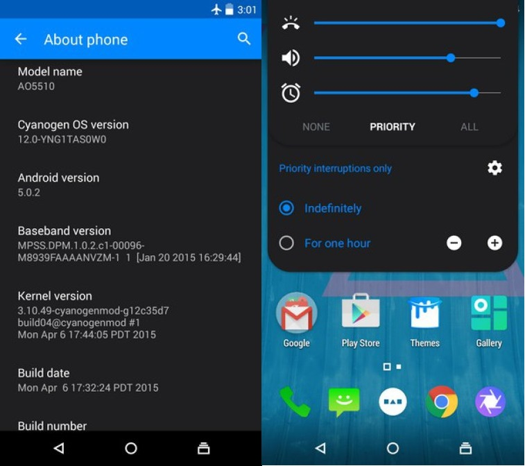 How to Update YU Yureka with Official Cyanogen OS 12