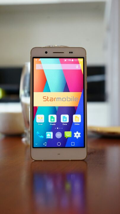 Starmobile Knight Luxe