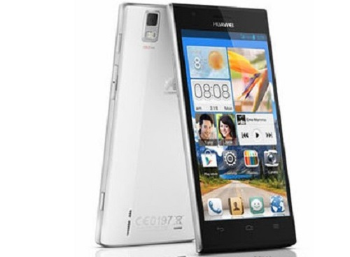 Huawei Ascend P2 root