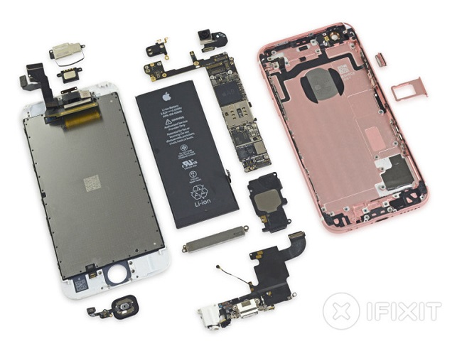 Apple-iPhone-6s-teardown