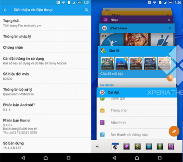 android lollipop 5.1 update download